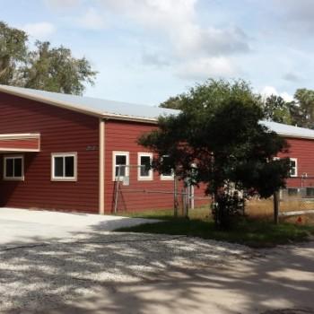 13-Bell Creek Office-Southwest Elev