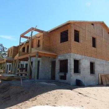 Clam Bayou-Phase 1 building framing