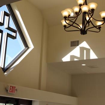 St. Peterburg Presbyterian Church-Modified naratex celling enhancements